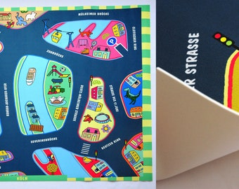 NEW: annyo Play Mat Cologne