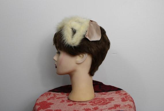 Vintage 1950's/60's Fascinator/Hat - image 5