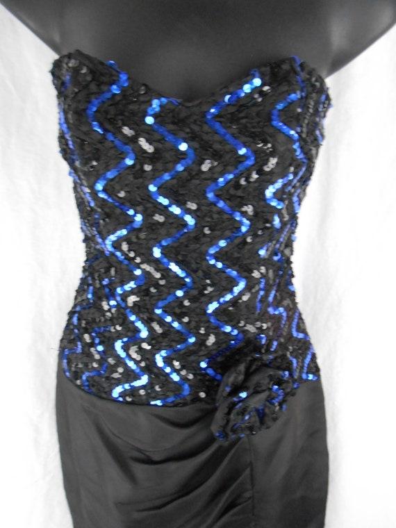Vintage 1980's Dress by Gunne Sax - image 3