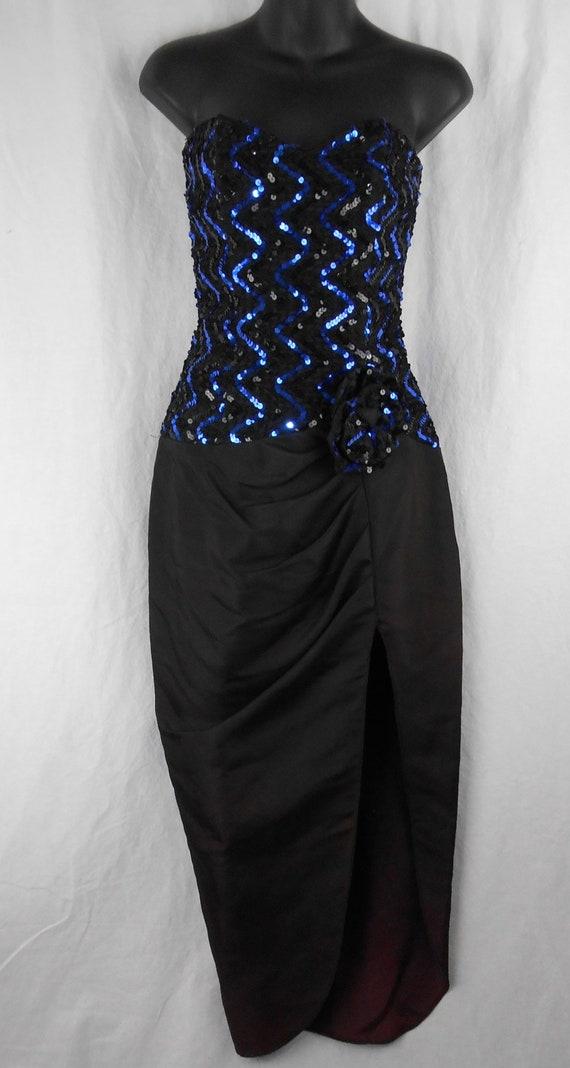 Vintage 1980's Dress by Gunne Sax - image 2