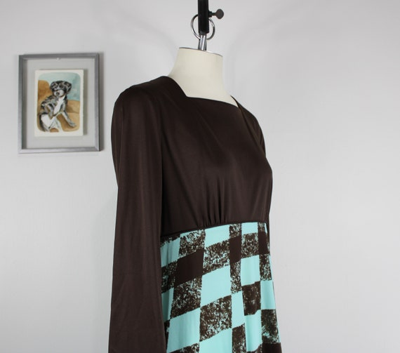 Vintage 1970's Dress by Tori Richards for Liberty