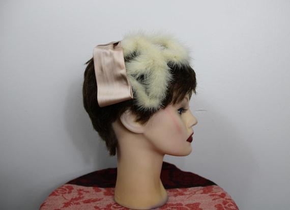 Vintage 1950's/60's Fascinator/Hat