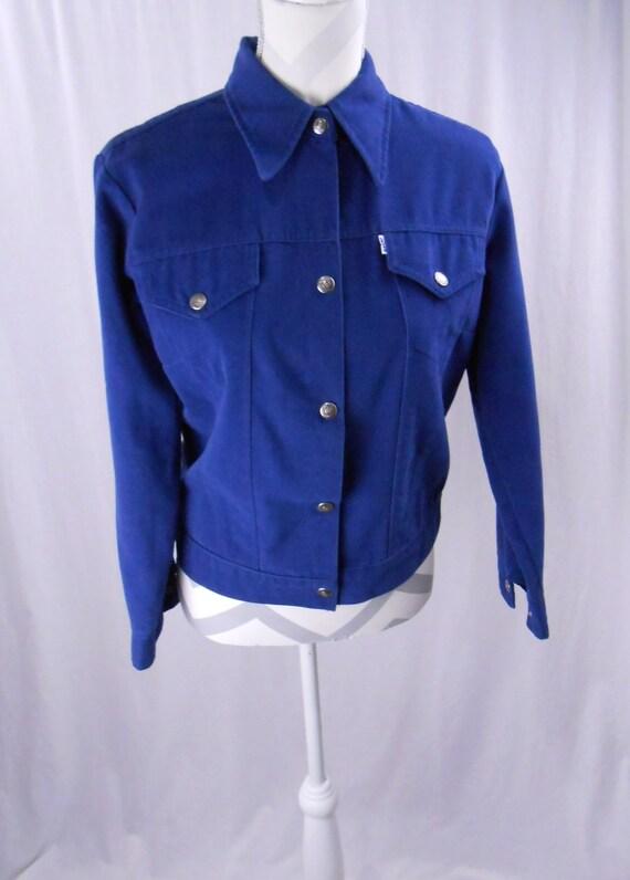 Vintage 1970's Levi's Big E Jacket