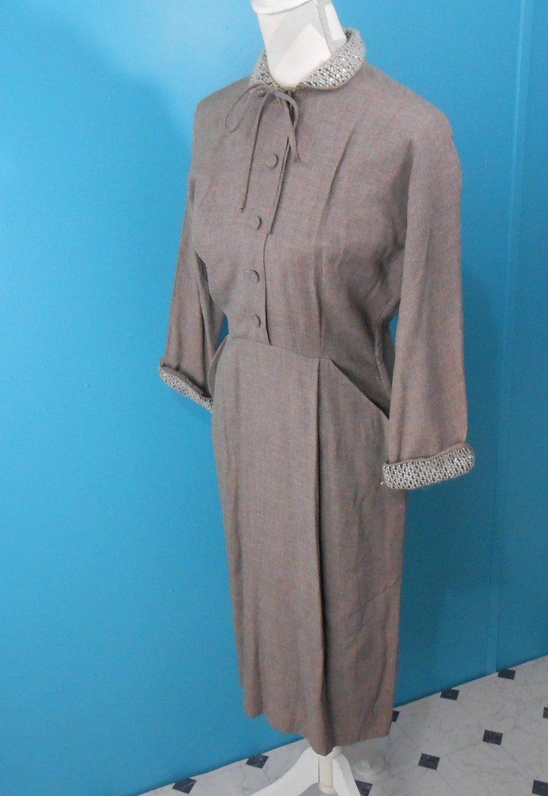Vintage 1950/'s60/'s Dress by Abby Kent