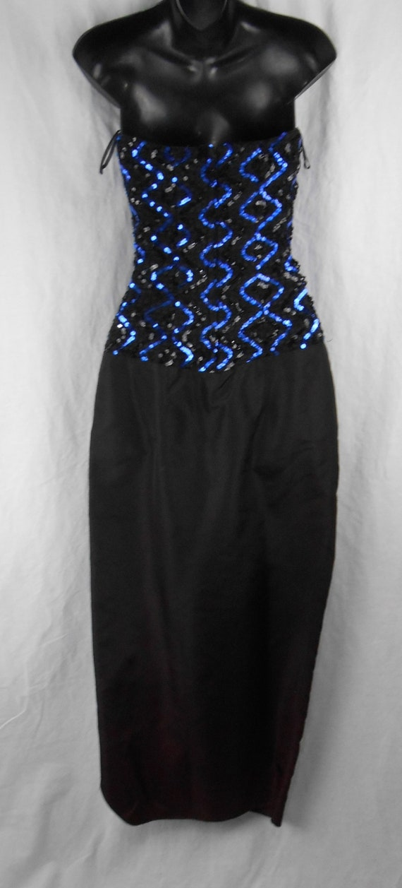 Vintage 1980's Dress by Gunne Sax - image 5
