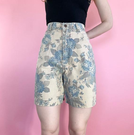 Bogner vintage khaki shorts high waisted shorts vintage shorts /'80s shorts pleated shorts /'90s shorts mom shorts
