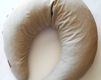 Neck pillow filled with Swiss Pine and