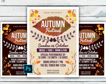 fall festival etsy