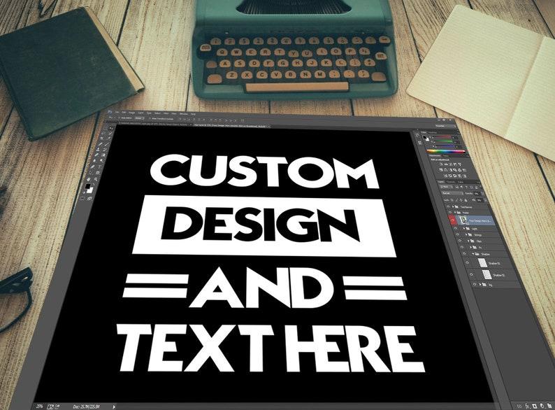 83df6b295 Custom Design Service Custom Template Template Edit | Etsy