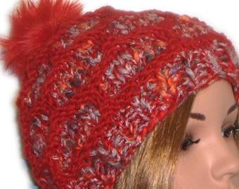 Crochet you one! English Every head /'ne cap OZ Verlag hatnut