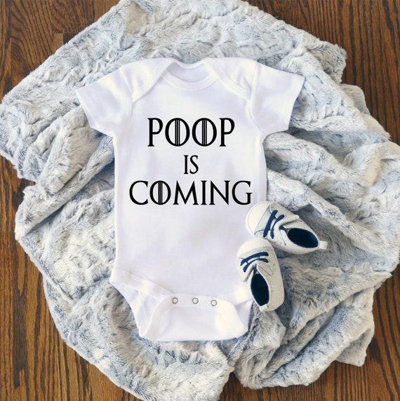 POOP IS COMING BABY GROW GAME OF THRONES