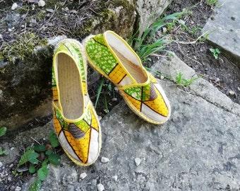 Original hand-stitched Muzi sneakers