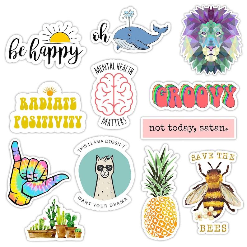 Ultimate Best Seller Sticker Pack - Radiate Positivity Sticker - Funny  Stickers - Valentines Day - Be Happy - Shakka Hand Sticker - 25% OFF