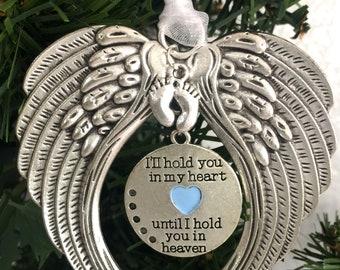 baby angel ornament etsy