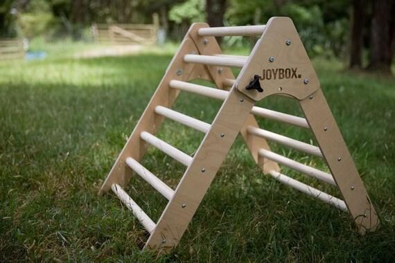 Klettergerüst Dreieck : Pikler dreieck climber etsy