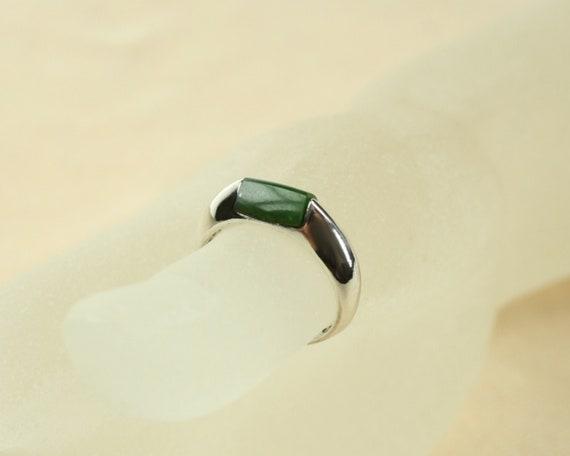 17 mm Ring Silver 925 Crystal Stone Vintage elegant SR164