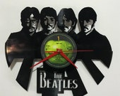 The Beatles Abbey Road Record Clock