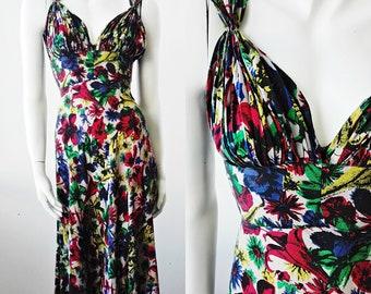 56e0fe07b9c Floral Sleeveless Dress