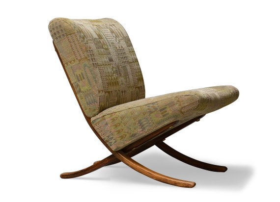 Brilliant Arnold Bode Rarely Tectaform Lounge Chair Model 801 Oak Wood 1950 Original Vintage Modern Mid Century German Design Funiture Gmtry Best Dining Table And Chair Ideas Images Gmtryco