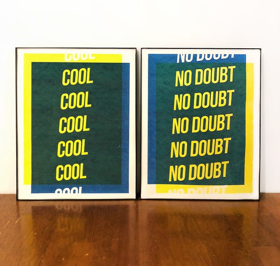 Brooklyn 99 Inspired Screen Prints
