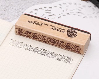 "Pretty Border Stamp Darice /""Lace Borders/"" Embossing Folder Lace Card Stamp"