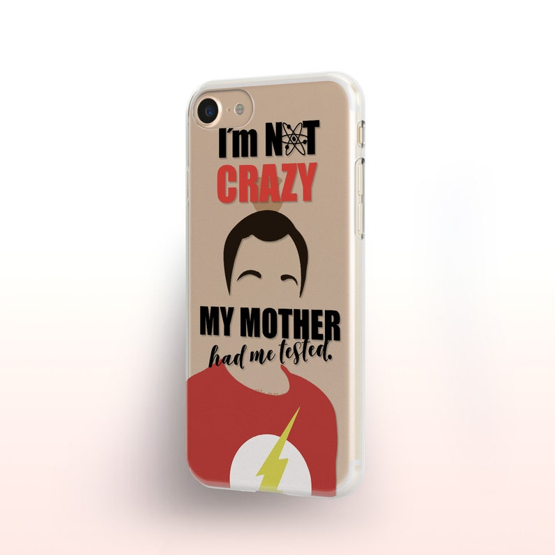 The Big Bang Theory iPhone XS Case iPhone 7 case iPhone X Case INSPIRED Sheldon Cooper iPhone 8 Plus case iPhone 7 Plus case Samsung S8 Case