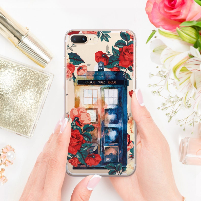 the latest bd05a 2d5c3 Doctor Who iPhone X Case iPhone Xs case iPhone 8 Plus iPhone 7 Plus Case  Tardis iPhone 8 Case Samsung S9 Case Samsung S8 inspired by Dr Who