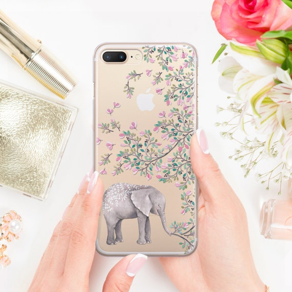 Baby Elephant in Diapers iPhone 11 case
