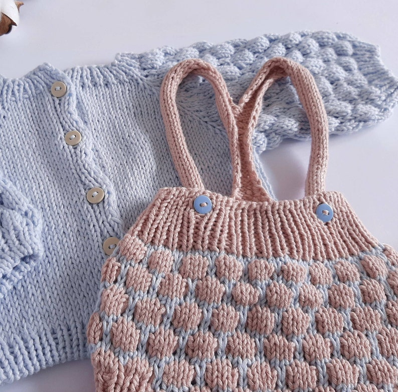 Dusty blue and beige  baby boy coming home outfit organic baby boy clothes shower gift