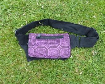 Hawanja 4 Belt bag Blackpurple