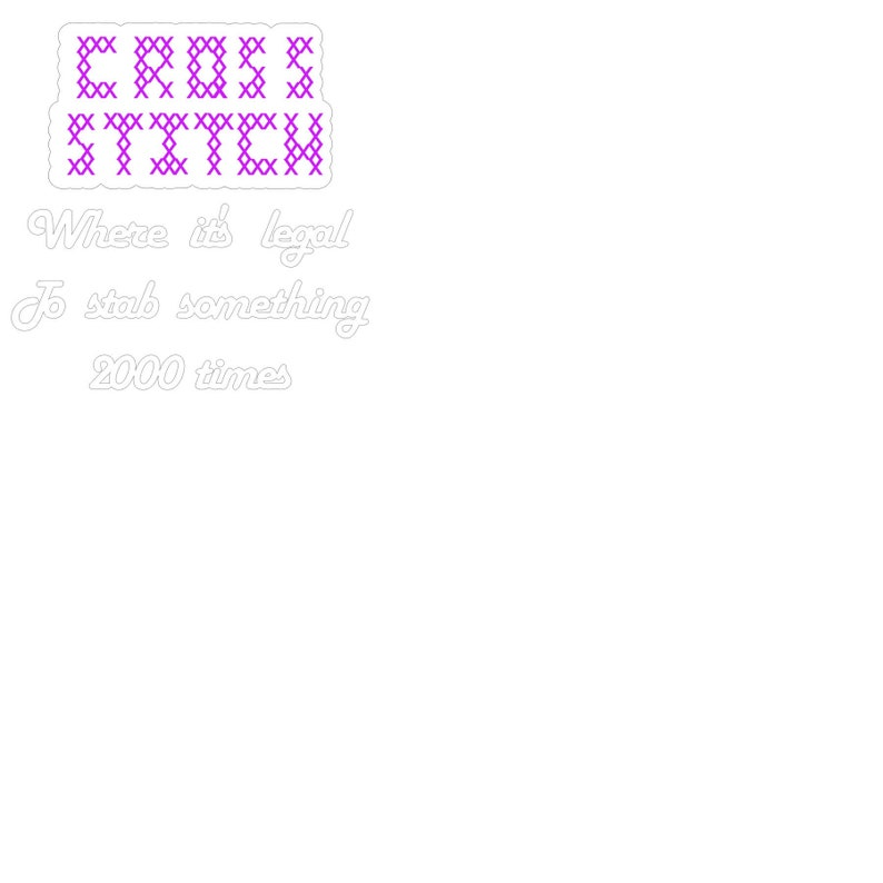 Cross Stitch Digital File image 0