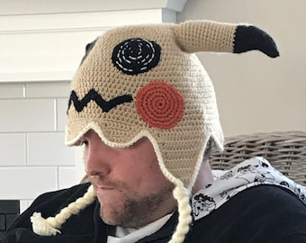 2b59dc445bf Pokémon Go Trainer Mimikyu Anime Game Hat
