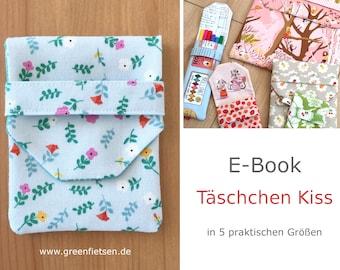 PDF Nähanleitung   Täschchen Kiss