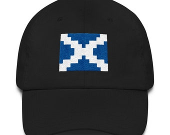 d6f97947bbf Scotland 8-Bit Dad hat