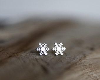 Stainless steel plug snowflake