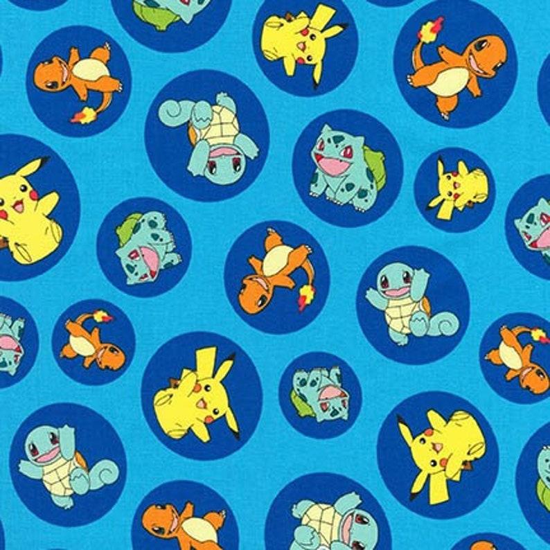 Pokemon Blau Charakter