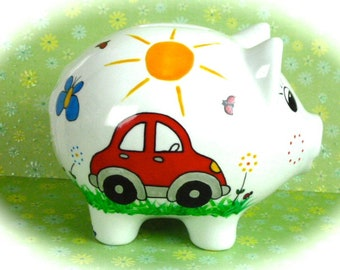 Geldgeschenk Auto Etsy