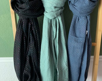 Musselin Loop Scarf for Adults