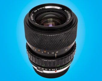 Olympus 35-70mm F4 Constant Aperture Zoom Lens + Shade