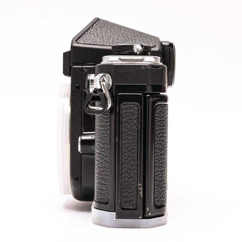 Nikon F2 Titan F2T 35mm Film Camera Body w/ Body Cap