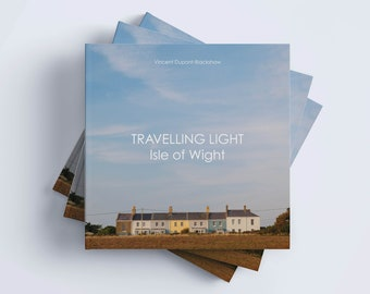 Photo Book, Decorative Books, Isle of Wight Book, Coffee Table Books, Beach book, Travel Book, Photography Books, Travel Photo Book