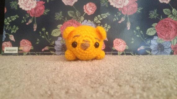 Crochet Amigurumi Tsum Tsums Winnie The Pooh Bear Free Pattern ... | 321x570