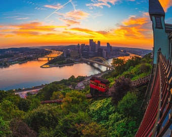 Pittsburgh Sunrises