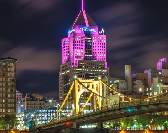 Pittsburgh in Pink