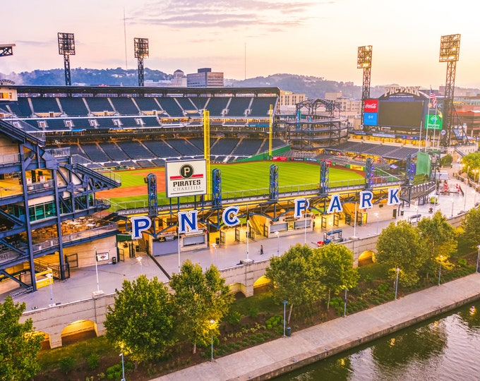 Photo of PNC Park | Pittsburgh Pirates | Pittsburgh Photo | Available on Metal, Canvas, & Kodak Photo Paper
