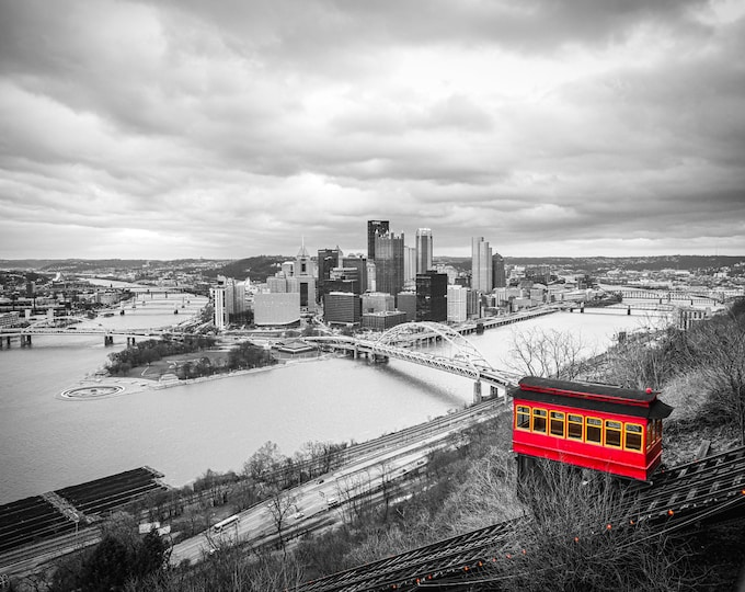 Selective Color Incline