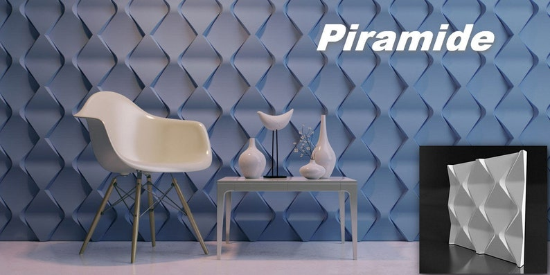 Sculpting, Molding & Ceramics Crafts *dune* 3d Decorative Wall Panels 1 Pcs Abs Plastic Mold For Plaster