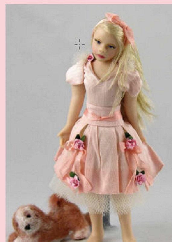 1:12 SCALE Mini Doll Pattern ~SCREAMING NANNY!~ PS527 PDF
