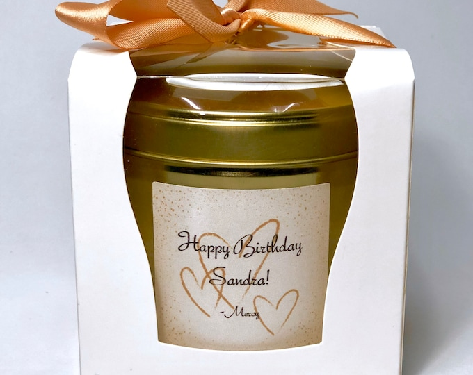 Whipped Shea Butter Favors / Bridal Shower Gift / Birthday Gift