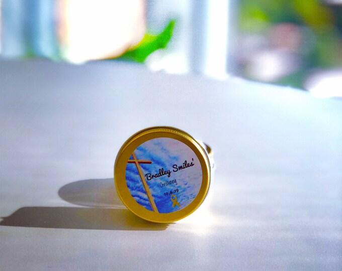 Whipped Shea Butter Favor / Baby Shower gift / Christening gift / Baby Shower Favor / shea butter / Baptism favor / gift set